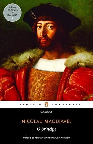 O príncipe. por Nicolau Maquiavel