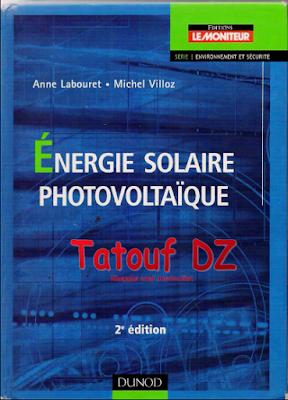 Livre : Energie solaire photovoltaïque PDF