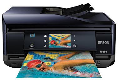 Epson Expression Photo XP-850 Printer Driver Download
