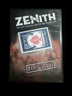 toko sulap jogja Zenith by David Stone