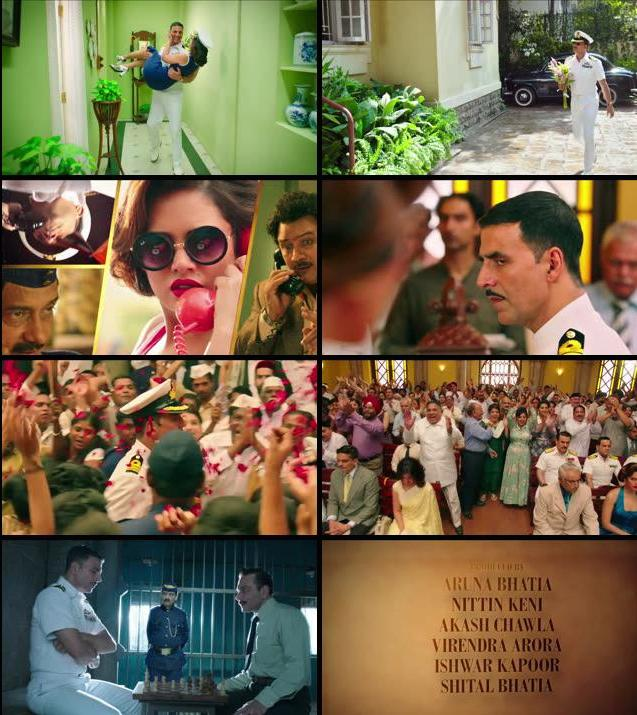 Rustom Official Trailer 720p HD Download