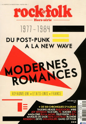 1977-1984 : Du post-punk à la new wave  : Modernes romances : Royaume-Uni ; Etats-Unis, France | Casanovas, Patrick. Autre