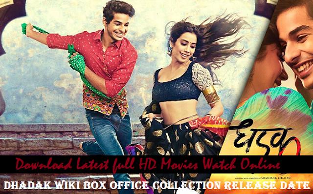 dhadak hd movie download