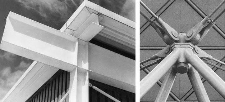 Tipos de uniones y conexiones en estructuras metálicas y de hormigón armado | Empotrada + Apoyada + Rígida + Articulada