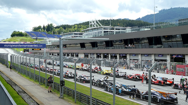 European Le Mans Series: 4h of Red Bull Ring | ELMS