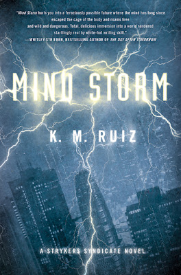 Interview with K.M. Ruiz and Giveaway - May 12, 2011