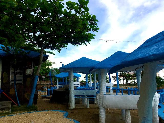San Pan Beach Resort Cottages