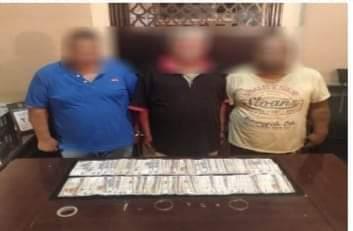 الأدارة العامة لمباحث القاهرة  تواصل جهودها فى ضبط وقائع السرقات