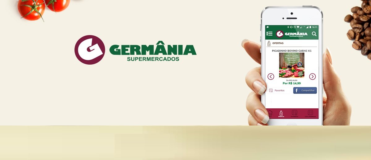 Promoção Eu de Moto 0KM Trink e Germânia Supermercados