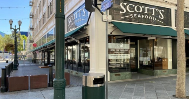 The San Jose Blog Scott S Seafood Reopens In The Middle