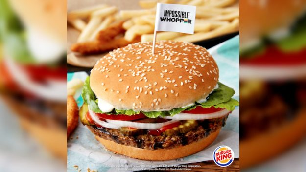 Burger King, hambúrguer vegetal, Impossible Whopper, Michell Hilton