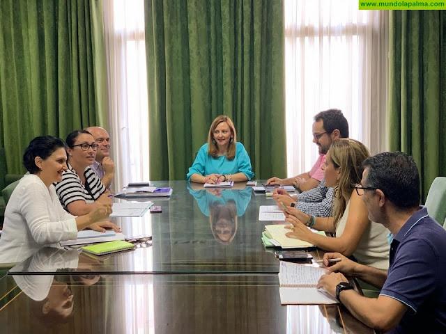 El Consejo de Gobierno del Cabildo desbloquea la financiación plurianual del nuevo Hospital de Nuestra Señora de Los Dolores