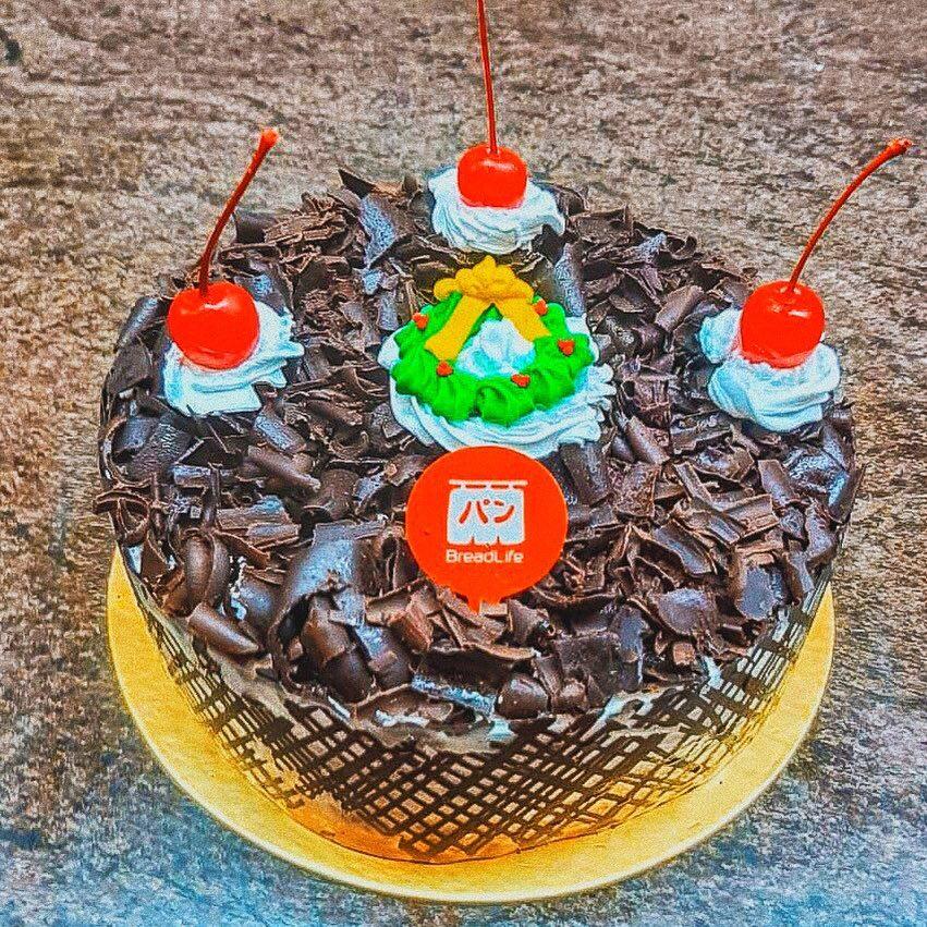 #Breadlife - Promo Harga 100 Ribu BlackForest (HARI INI JAM 10 PAGI)