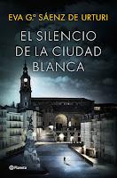 El silencio de la ciudad blanca 1, Eva García Sáenz de Urturi