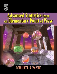 Advanced Statistics From an Elementary Point of View PDF