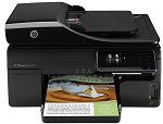 Imagem da impressora HP Officejet Pro 8500a Plus para downloads