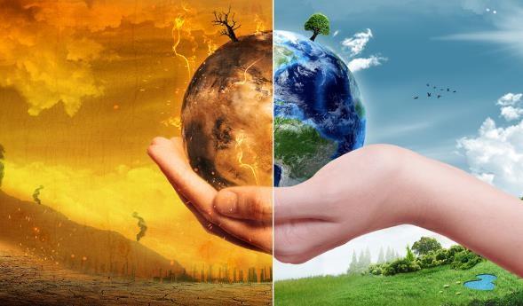 consecuencias del cambio climatico sobre el medio ambiente