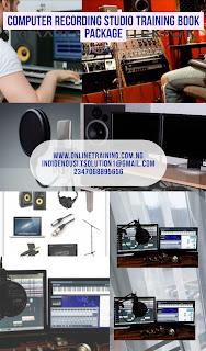 Computer Recording Studio Training For Nigeria 2020
