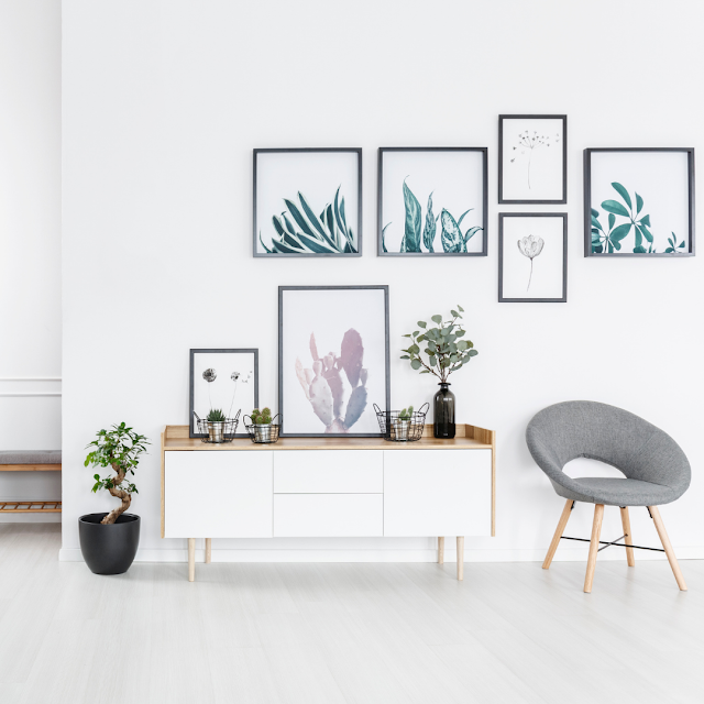 Choosing The Right Abstract Art To Make Your Office Feel Homely