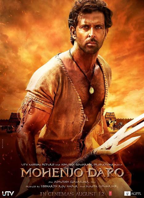 Mohenjo Daro Poster – Hrithik Roshan