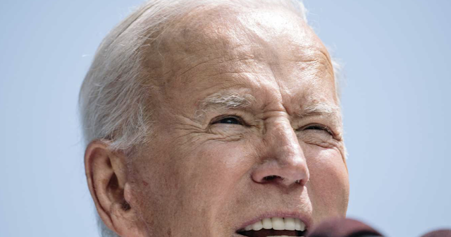 Biden Touches Girl At Rally Despite Pledge To Respect Women's Space, Gets Slammed Online