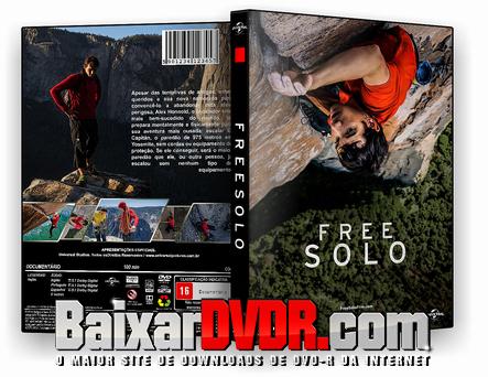 Free Solo (2019) DVD-R LEGENDADO