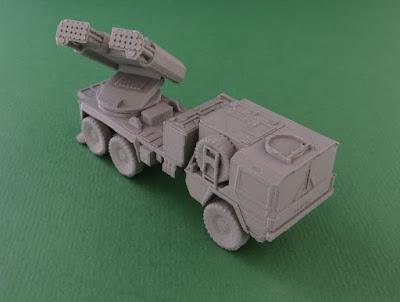 Light Artillery Rocket System (LARS) picture 1