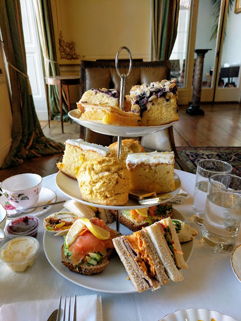 Ardgillan Castle Afternoon Tea