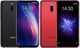Cara upgrade Meizu X8 / Note 8 ke Android Pie 9.0 OS gampang