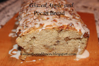 Eclectic Red Barn Share NOW. #recipes #breakfastbread #apples #pecans #eclecticredbarn