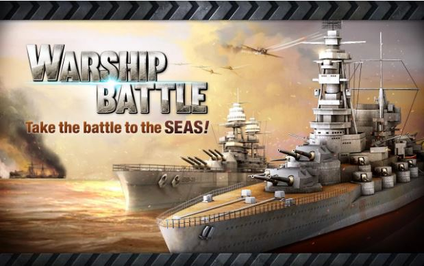 Warship Battle 3D World War II Mod Apk v2.0.8 Unlimited Money