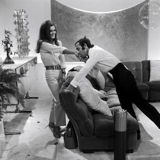 Dalida & Charles Aznavour