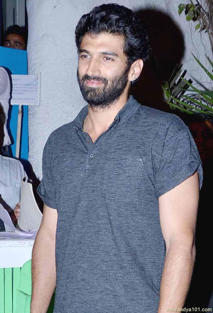 Aditya Roy Kapoor Wellknown Celebrities
