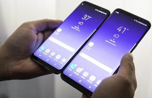 Samsung Reveals Its Long-awaited iPhone killer - Galaxy S8 & S8+
