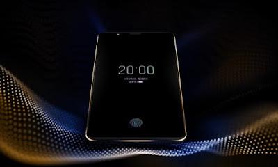 Vivo dengan Teknologi In-Display Fingerprint Siap Dipasarkan