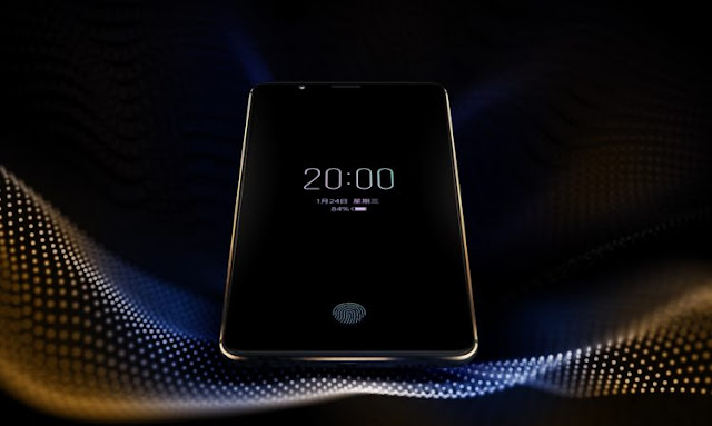 vivo in-display fingerprint