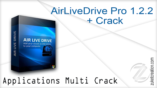AirLiveDrive Pro 1.2.2 + Crack
