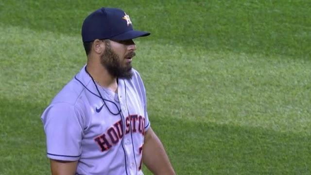 El tepatitlense Humberto Castellanos debutó con Astros en MLB