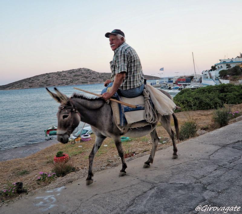lipsi isola Dodecaneso grecia