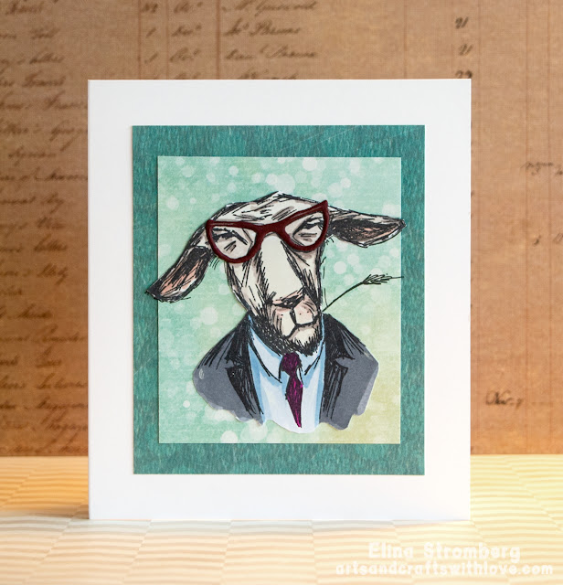 Hipster cards