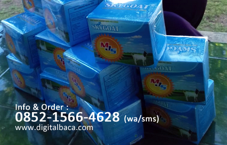 Susu SKYGOAT MJS Susu Kambing Etawa Full Cream | PT. Solusky