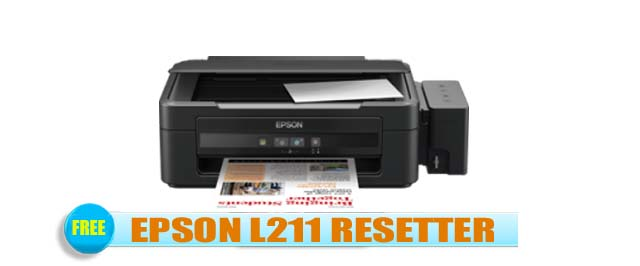 Epson L211 Adjustment Program