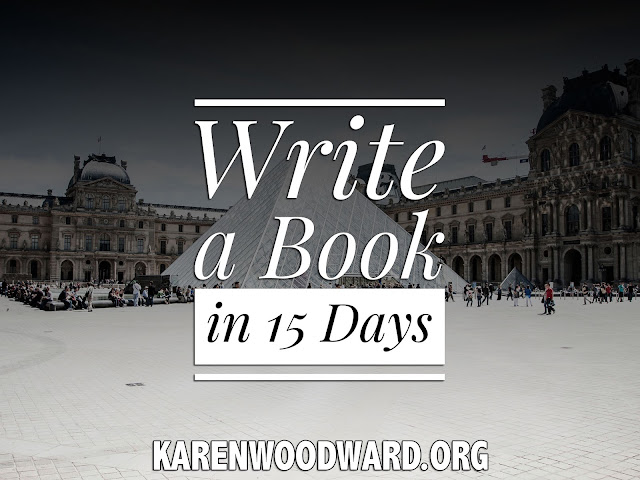 Write a Book in 15 Days