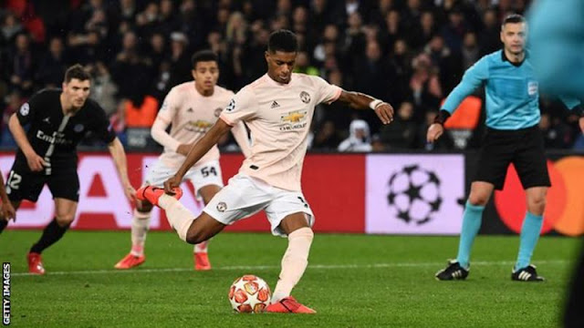 Manchester United Makes Champions League History