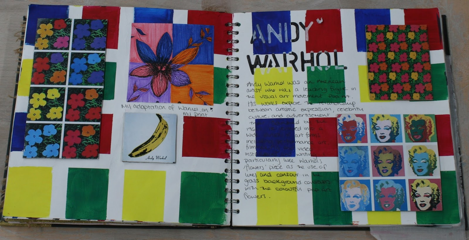 andy warhol research Kids learn about the biography of andy warhol, artist and painter of the modern pop art movement.