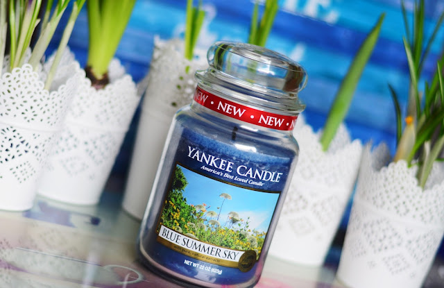 Yankee Candle - Blue Summer Sky