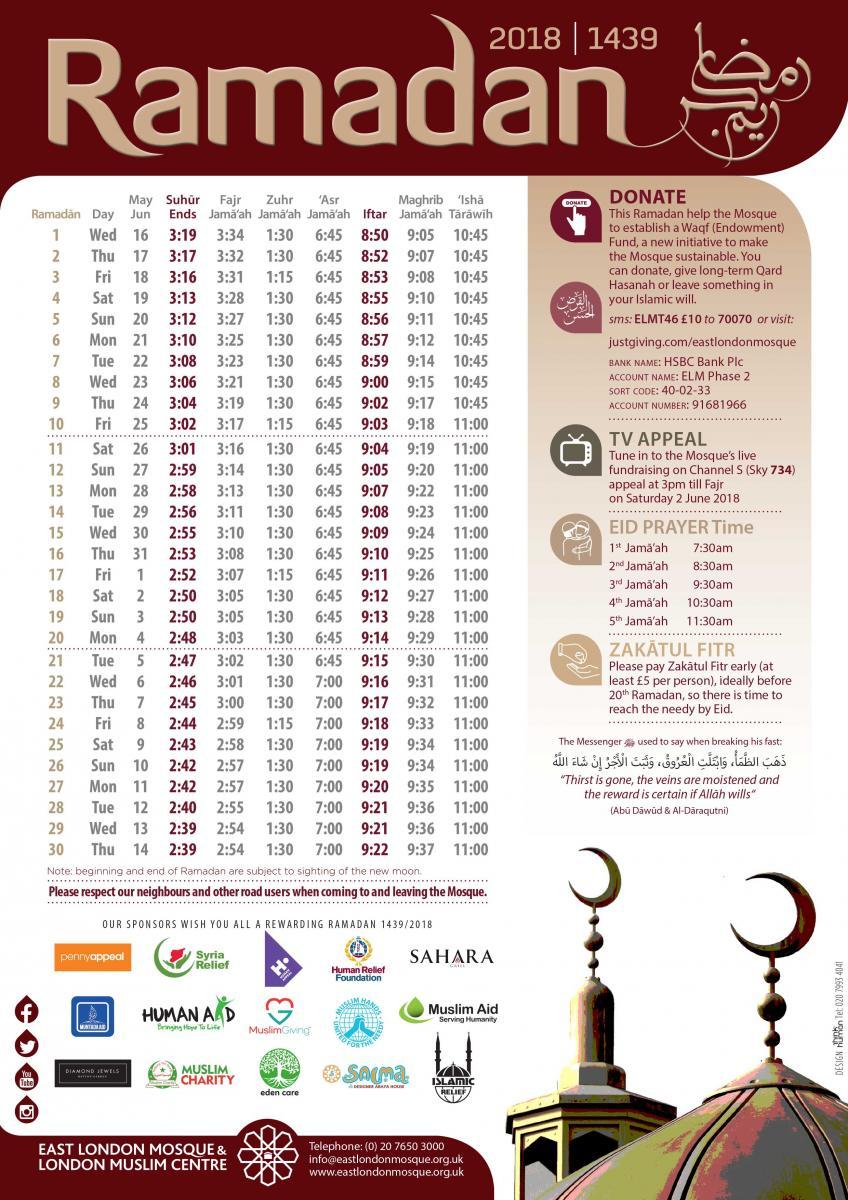 Ramadan Calendar 2022.333 How To Ramadan 100 Years Calendar