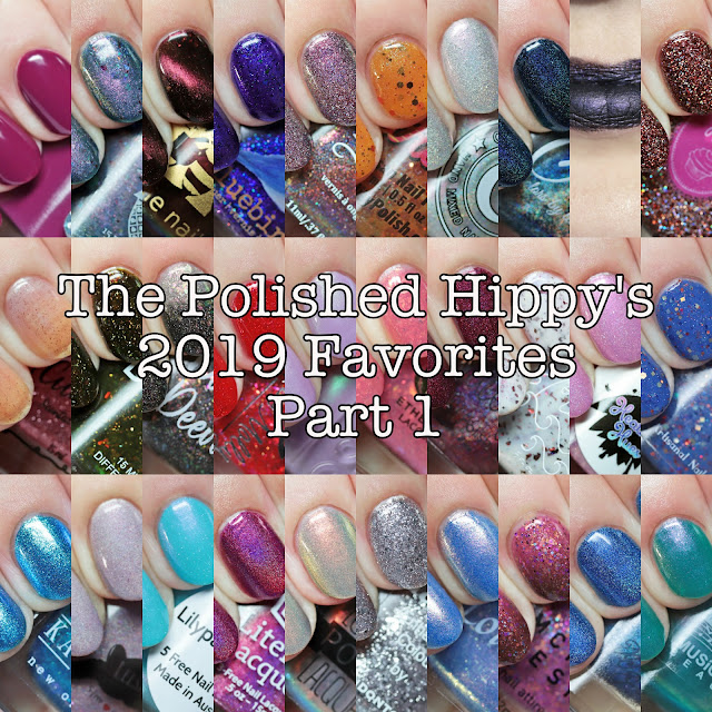 The Polished Hippy's 2019 Favorites Part 1