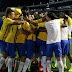Brasil expuso su jerarquía, goleó a Uruguay y queda a las puertas de Rusia 2018