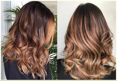 Tiger Eye Hair Color - Four Best Hair Color Ideas for 2017